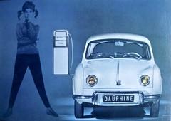 1956-1967 RENAULT Dauphine Berline