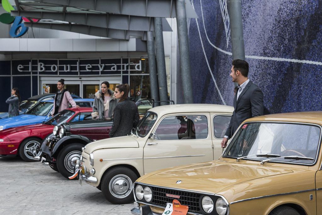 """Pasarela Otoño 2017 """"El Boulevard motor de moda"""""""