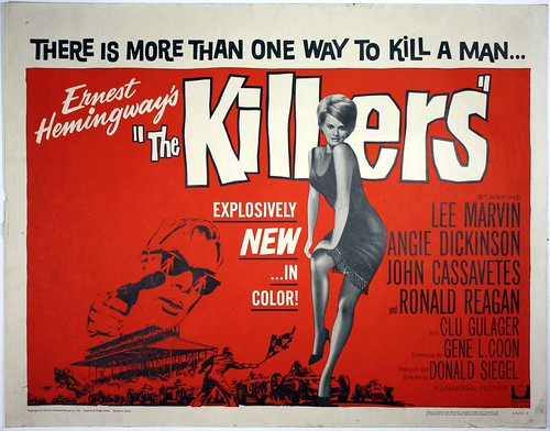 The Killers - 1964 - Poster 1