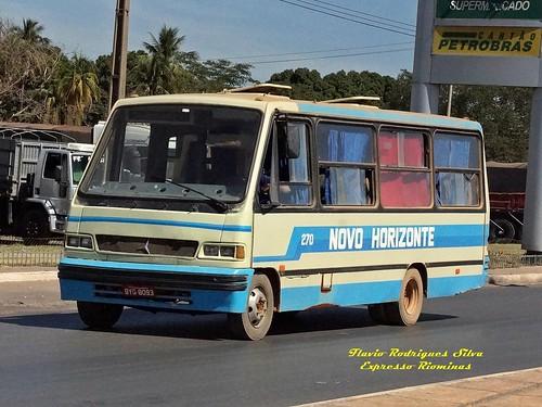N.HORIZONTE 270 - CARRO DE APOIO