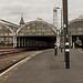 Darlington railway station looking north