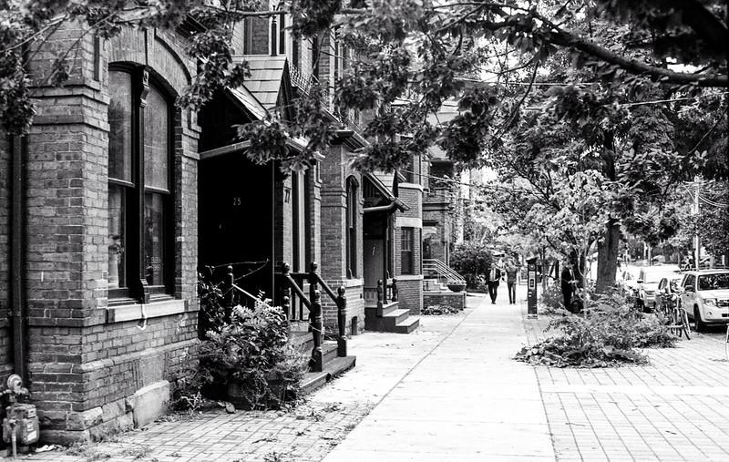 Prince Arthur Sidewalk