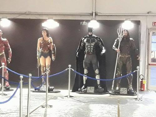 Lucca Comics 2017 - le prime foto