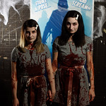 "#6 - Jaquie & Tissi, ""Shining Twins"" - Everyday is Halloween, 15 Years of BZFOS"