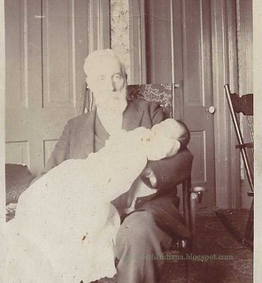 2017-11-2 Dr. Pliny P. Gordon  1903 and granddaughter Virginia