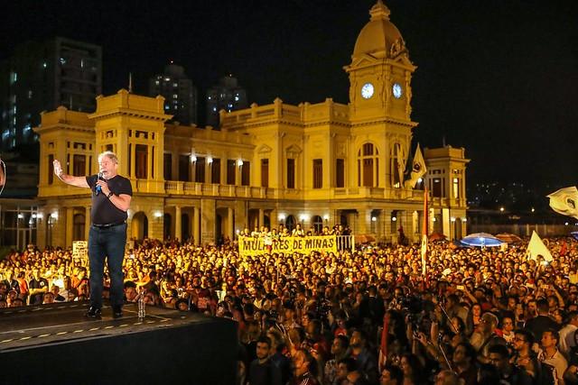 Devemos ir além da pauta eleitoral, dizem movimentos populares sobre Caravana de Lula