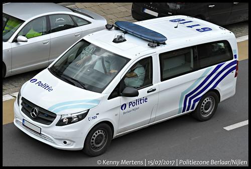 Politiezone Berlaar/Nijlen - Interventiedienst