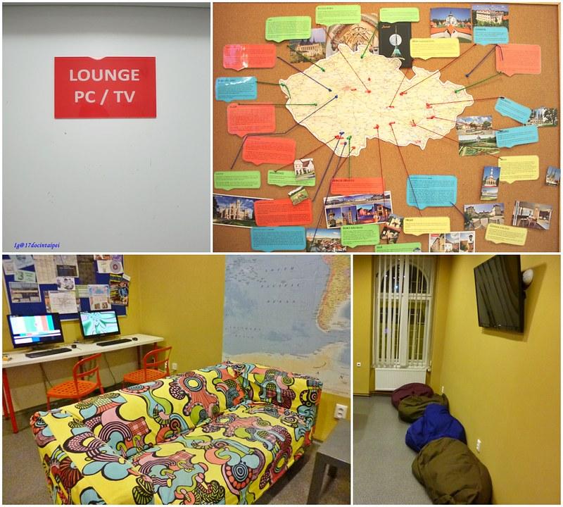 Hostel Florenc-弗洛林克旅館-捷克布拉格住宿-17度c歐洲自助旅行 (14)