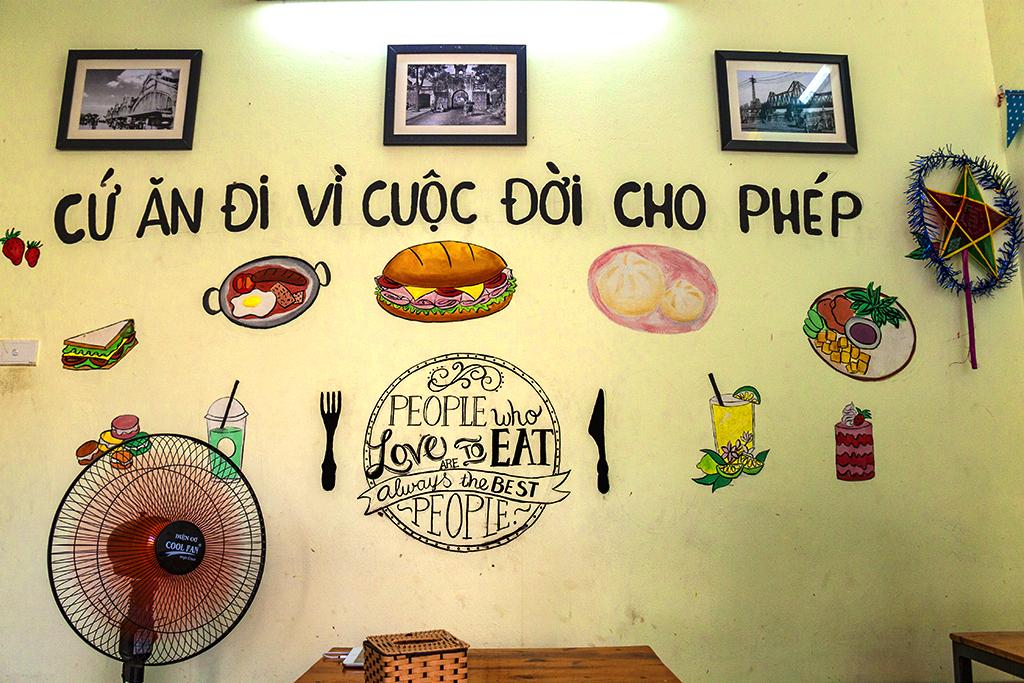 CU AN DI VI CUOC DOI CHO PHEP--Hanoi