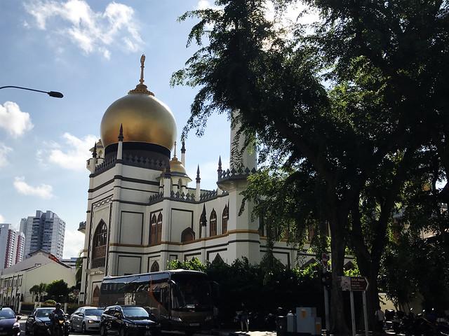 Sultan Hassan Mosque, Arab Quarters