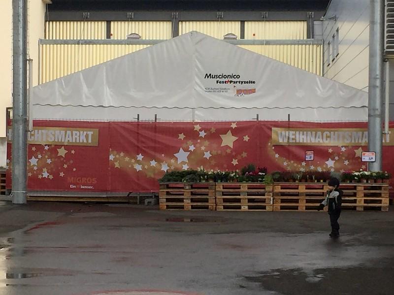 Christmas Tent