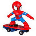 Remote Control Super Heroes Spiderman