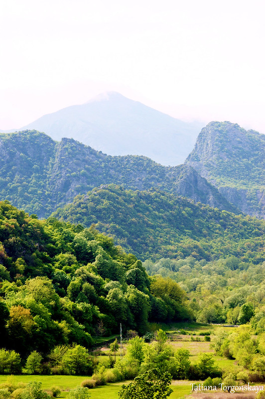 Горы возле Вирпазара
