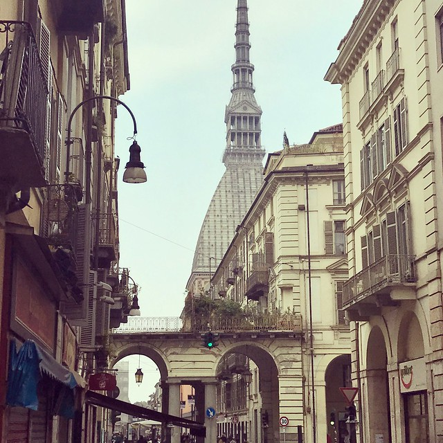 Torino's National Cathedral of Cinema