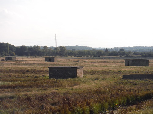 Pillboxes, Oare Marshes
