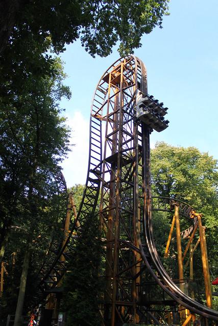 falcon roller coaster