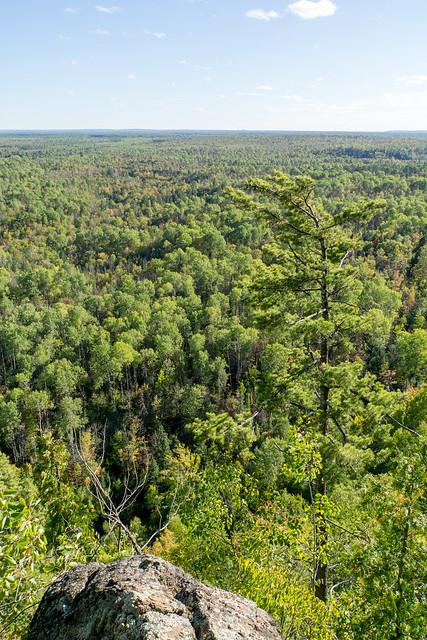 Ottawa National Forest Hikes, September 2017-37