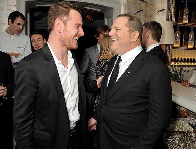 Produtor de Hollywood Harvey Weinstein acusado de abuso sexual (Evilmar)