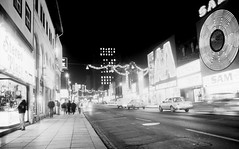 Yonge Street, Toronto, 1984
