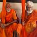 two sadhus