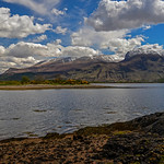 15. Juuni 2013 - 14:08 - Ben Nevis seen from across Loch Linnhe near Camusnagaul.