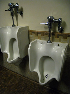 Church Urinals (5048)