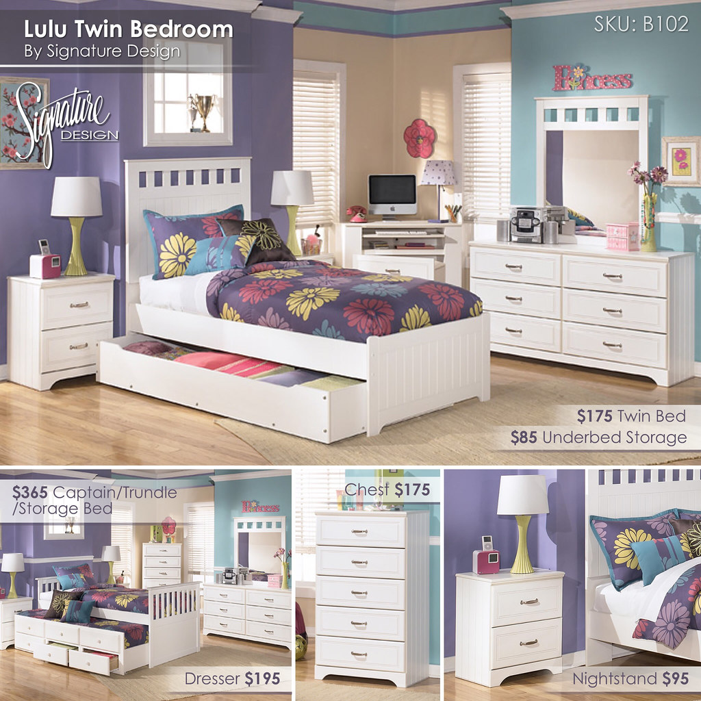 B102 Lulu Bedroom Collage