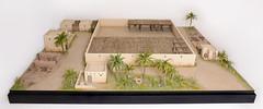 01-Prophets_Mosque_Medina_Museum_scale_model