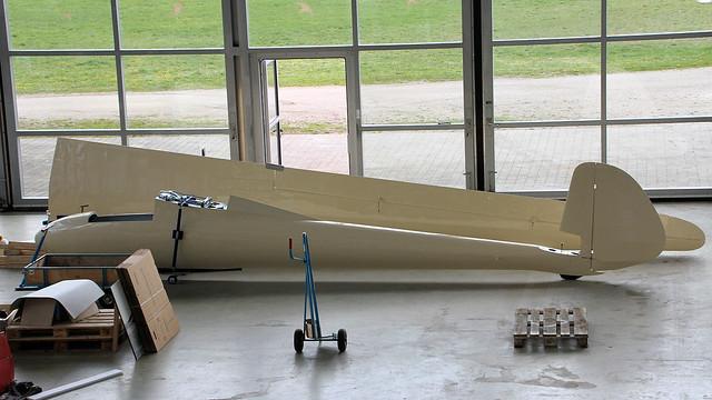 Unknown Glider