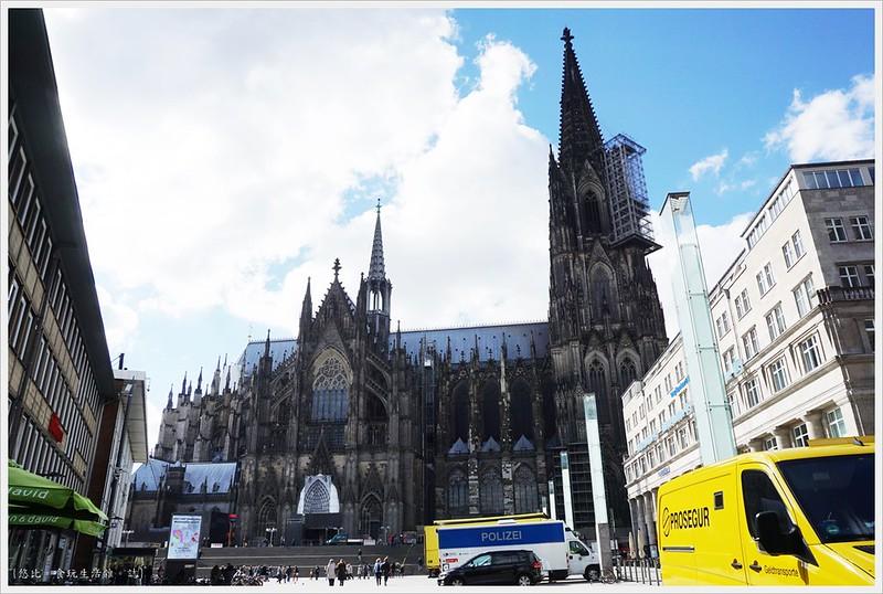 科隆大教堂-1-外觀