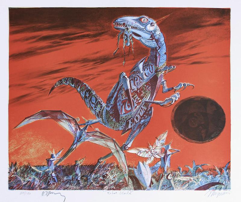 Joseph Mugnaini - The  Leviathan