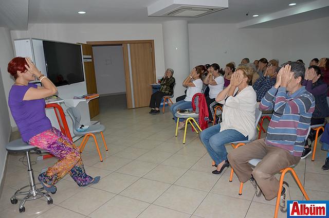 'Tazelenme Üniversitesi' ne Alanya'dan yoğun ilgi-3
