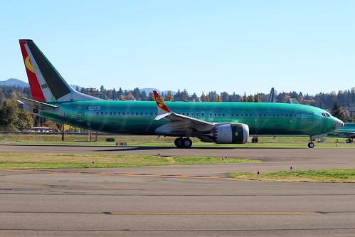 Boeing 737 MAX 8 Hainan Airlines N5002K LN6616