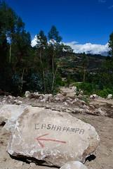Peru - Santa Cruz trek