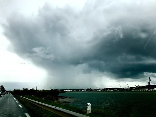 Bayonne Rain Storm