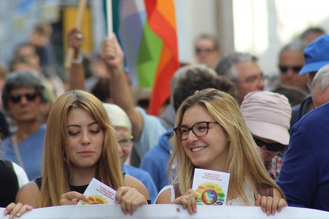 Marche pour la Paix 2017 - La Rochelle