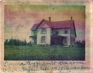 Emma Rigg home