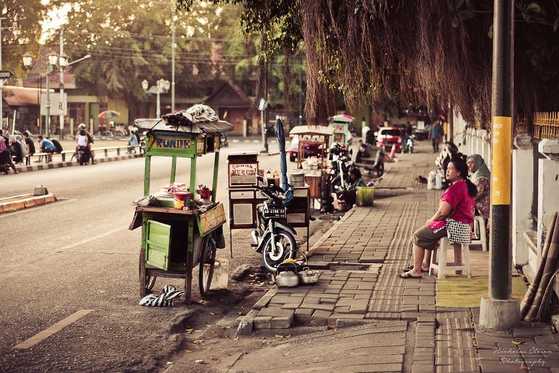 Indonesia | Yogyakarta Street