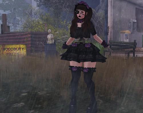 Rain, Rain Go Away {689}