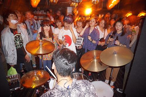 2017.06.11 Jimanica solo tour in Shikoku Matsuyama with Taku Yoshida