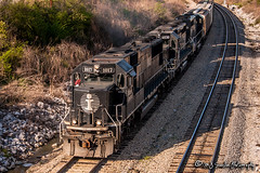 IC 1017 | EMD SD70 | CN Fulton Subdivision