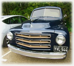 1949 Studebaker pick up truck (alt edit )