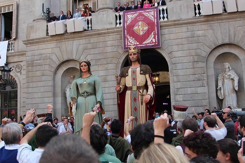 Каталонская измена. (Бланес, фестиваль в Барселоне)