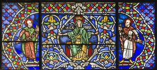 Canterbury Cathedral, Corona nII detail