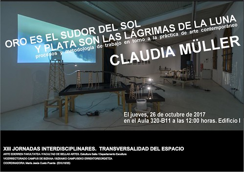 2ª conferencia de Claudia Müller