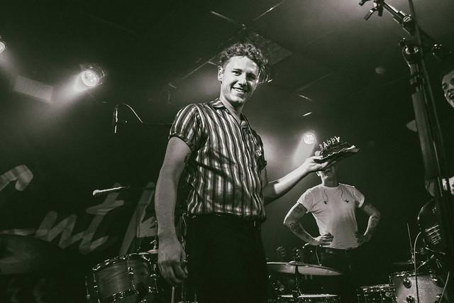 Callum Beattie - The Bullingdon - Oxford - 17/10/17