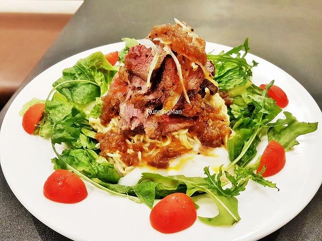 Roast Beef Ae-Soba