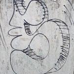 Questa è la firma di colui che sta imbrattando città Giardino. Evidentemente S sta per stronzo... - https://www.flickr.com/people/9383990@N03/