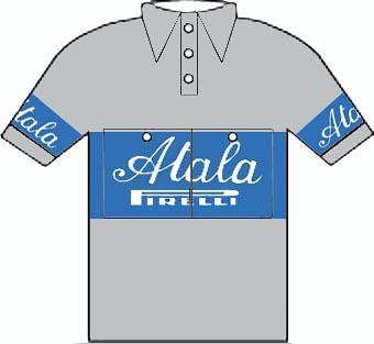 Atala Pirelli - Giro d'Italia 1951