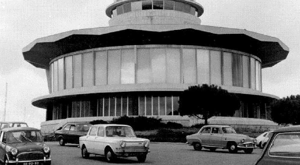 Panorâmico do Monsanto- Lisboa- 1973. Vasco Gouveia de Figueiredo- in Arquivo Fotográfico da C.M.L.